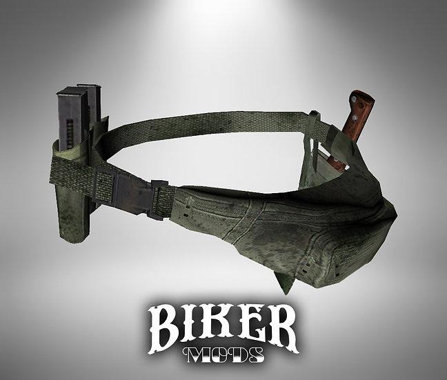 Machete Holster Combat Belt
