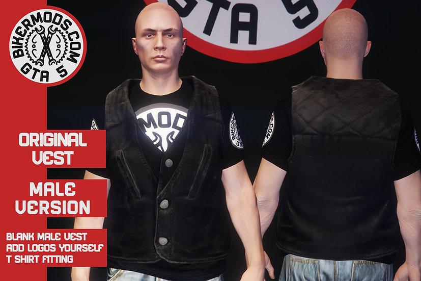Original Vest (No Pockets)