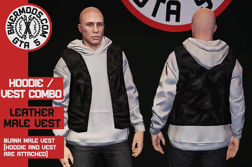 Hoodie Vest Combo