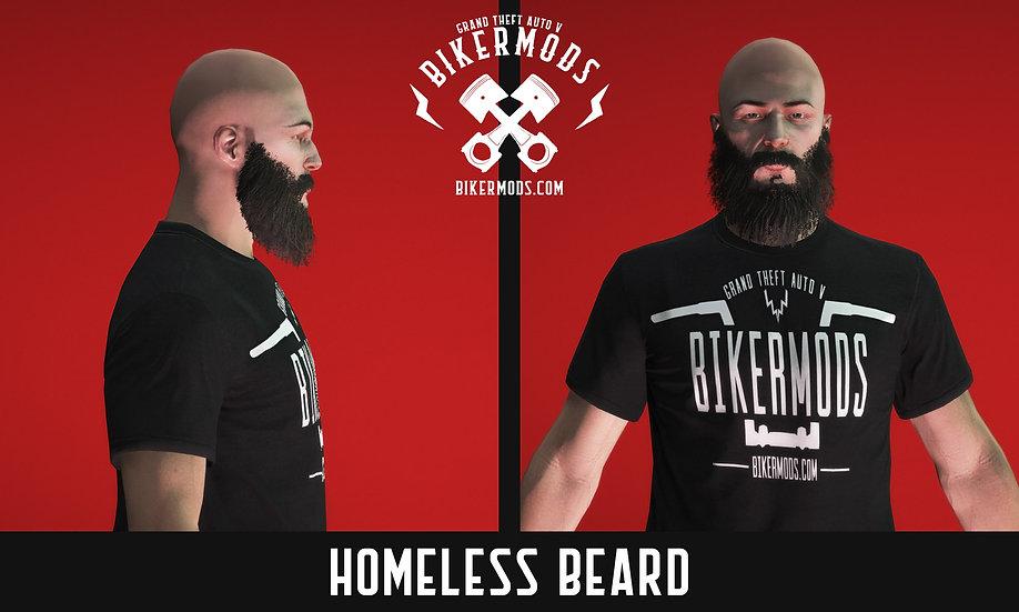 Homeless Beard