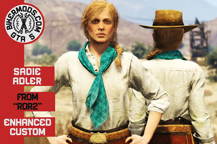 Sadie Adler (Red Dead Redemption 2)