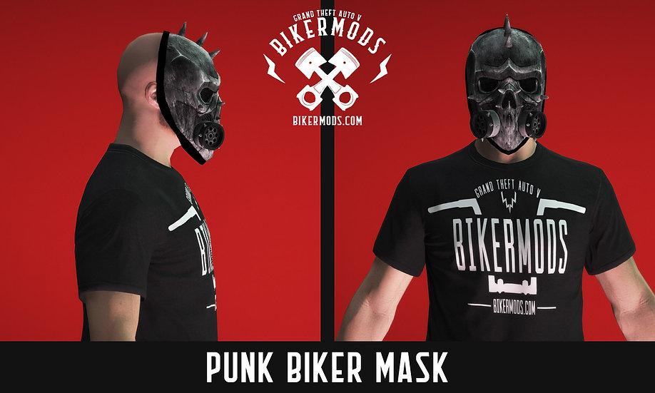 Punk Biker Mask
