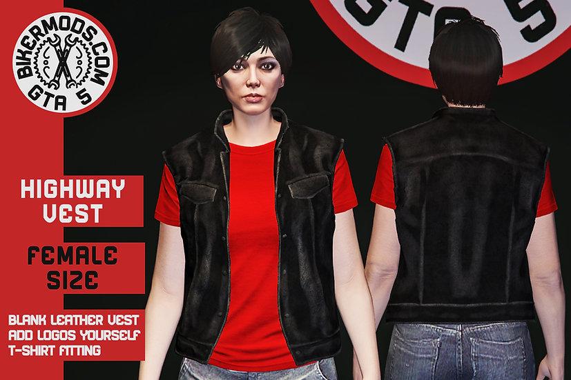 Highway Vest (Female)