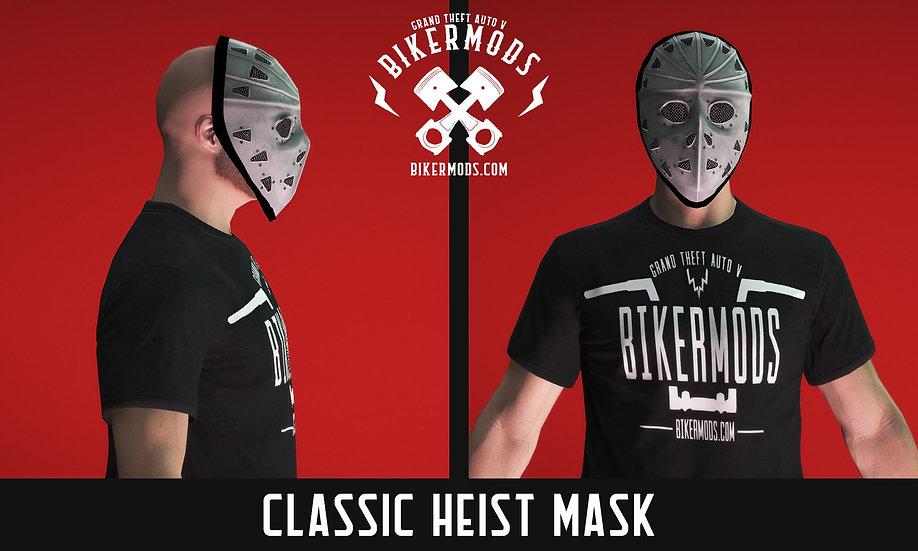 Classic Heist Mask