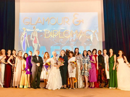 GLAMOUR & DIPLOMACY