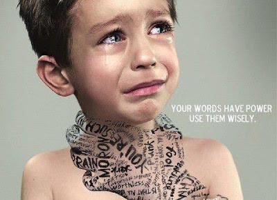 τα λόγια έχουν δύναμη...