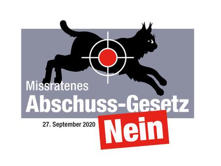Nein zum missratenen Jagdgesetz!
