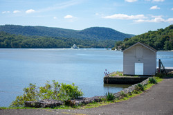 Constitution Island Dock