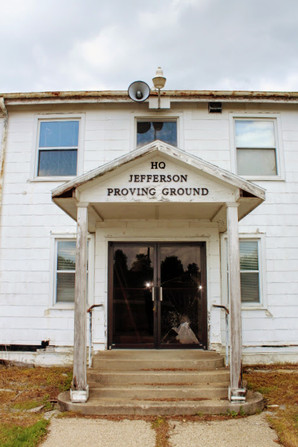 JEFFERSON PROVING GROUND