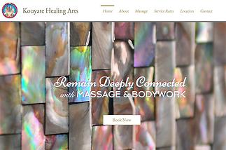 Webdesign | Holistic Businesses | Joy By Desig