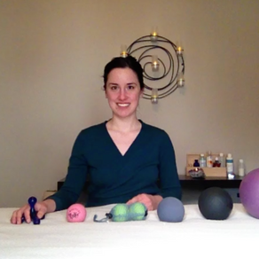 Self Massage Post #2: Self-Myofascial Release (SMFR)