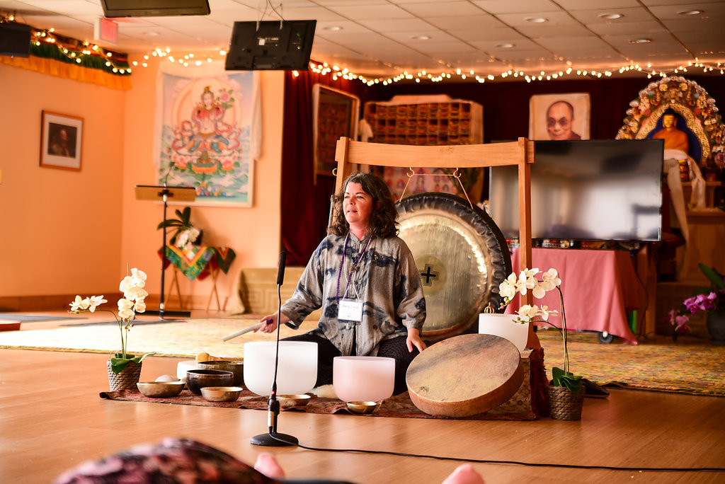 Sound Healing with Amy