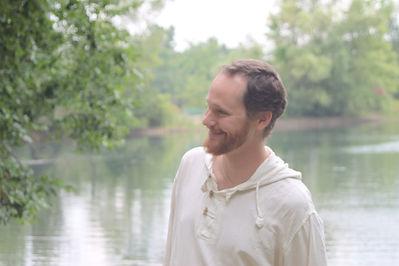 Trevor Eller, Yoga Maya Center, Ypsilanti MI