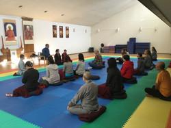 Teachings & Meditation