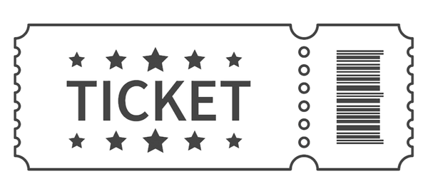 ticket-with-barcode-and-star-vector-2614