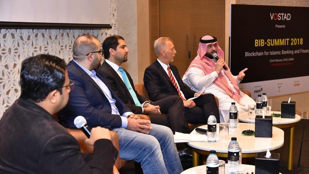 Panel Discussion at BIB Dubai