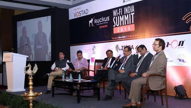 Panel Discussion on Smart City Connectivity in New Delhi, India
