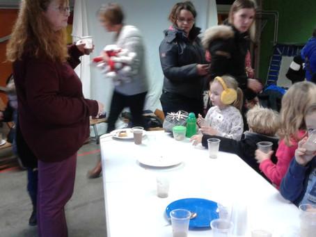 Ateliers de Noël enfants-parents le 17/12/2019