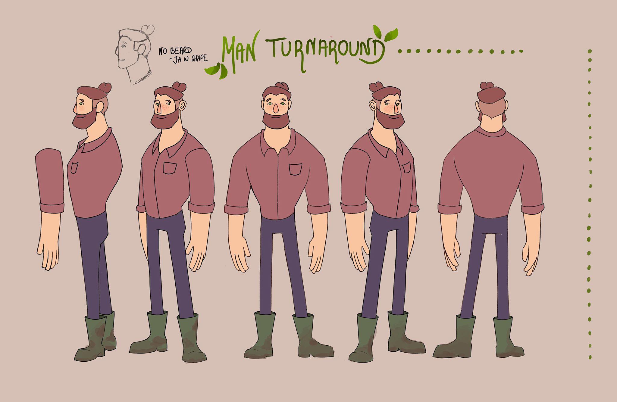 OriginalTurnaroundManTurnaroundnoarm