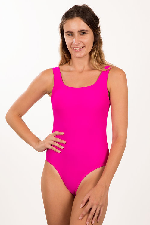 Concealed basic Tank One-piece
