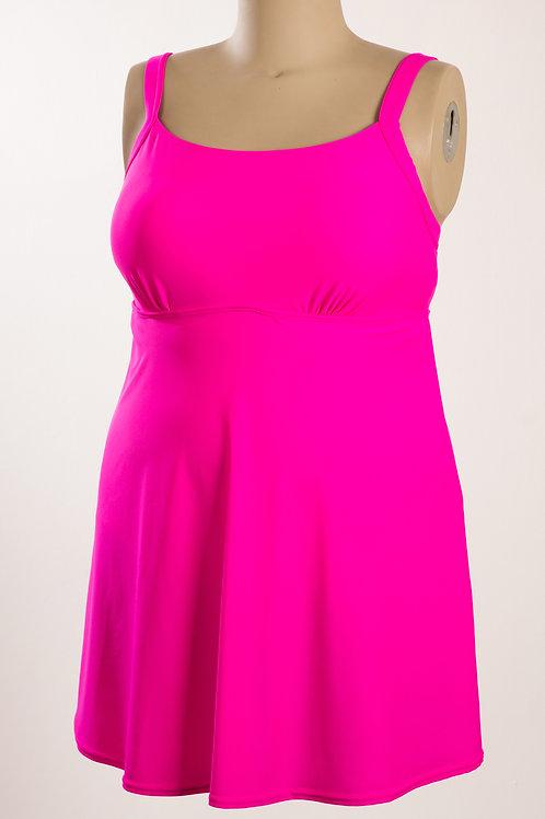 M&S wide strap swim dress