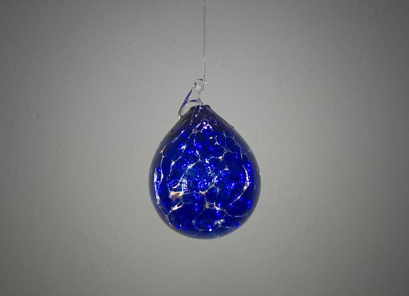 Ledklot - Koboltblå