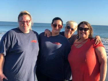Ladies Beach Trip 2019