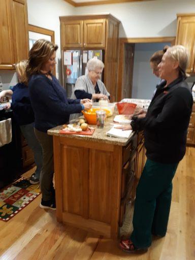 Kitchen Fun with Mrs. Linda