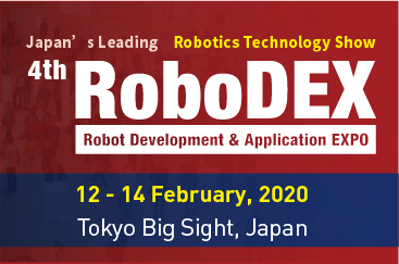 Visit LIPS® at RoboDEX 2020