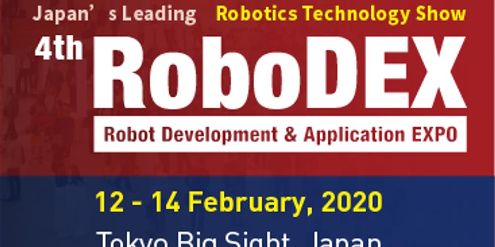 LIPS @ RoboDEX 2020