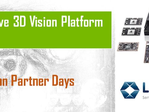 LIPS Unveils the Most Comprehensive 3D Vision Platform on NVIDIA Jetson