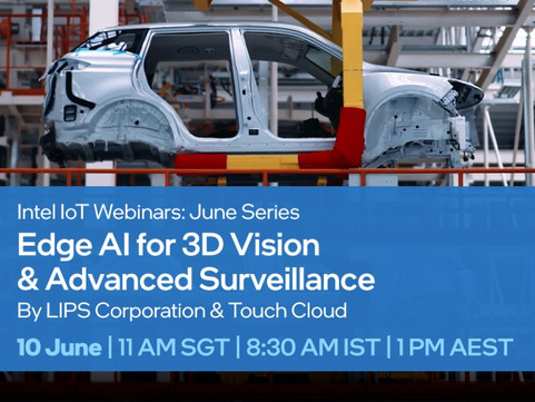 Learn to Harness the Power of 3D AI with LIPS & Intel