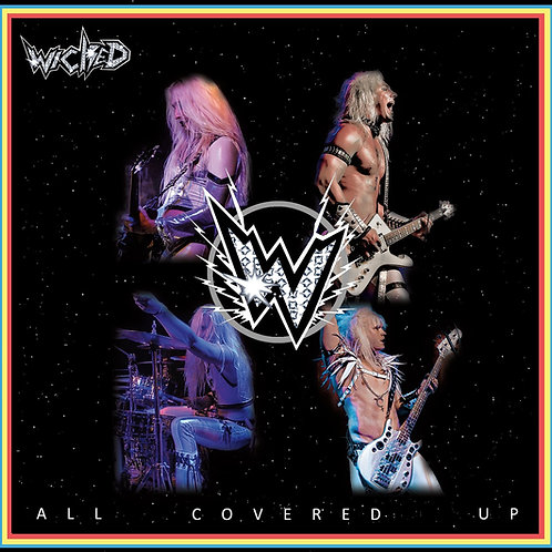 WICKED: All covered up CD