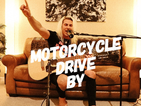 WICKED - Motorcycle Drive By (Third Eye Blind Cover)