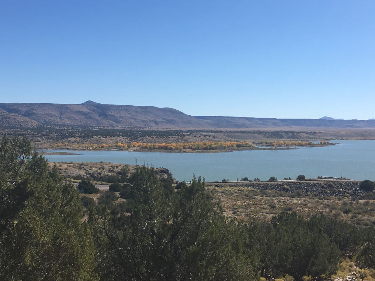 Cochiti Lake - Currently closed
