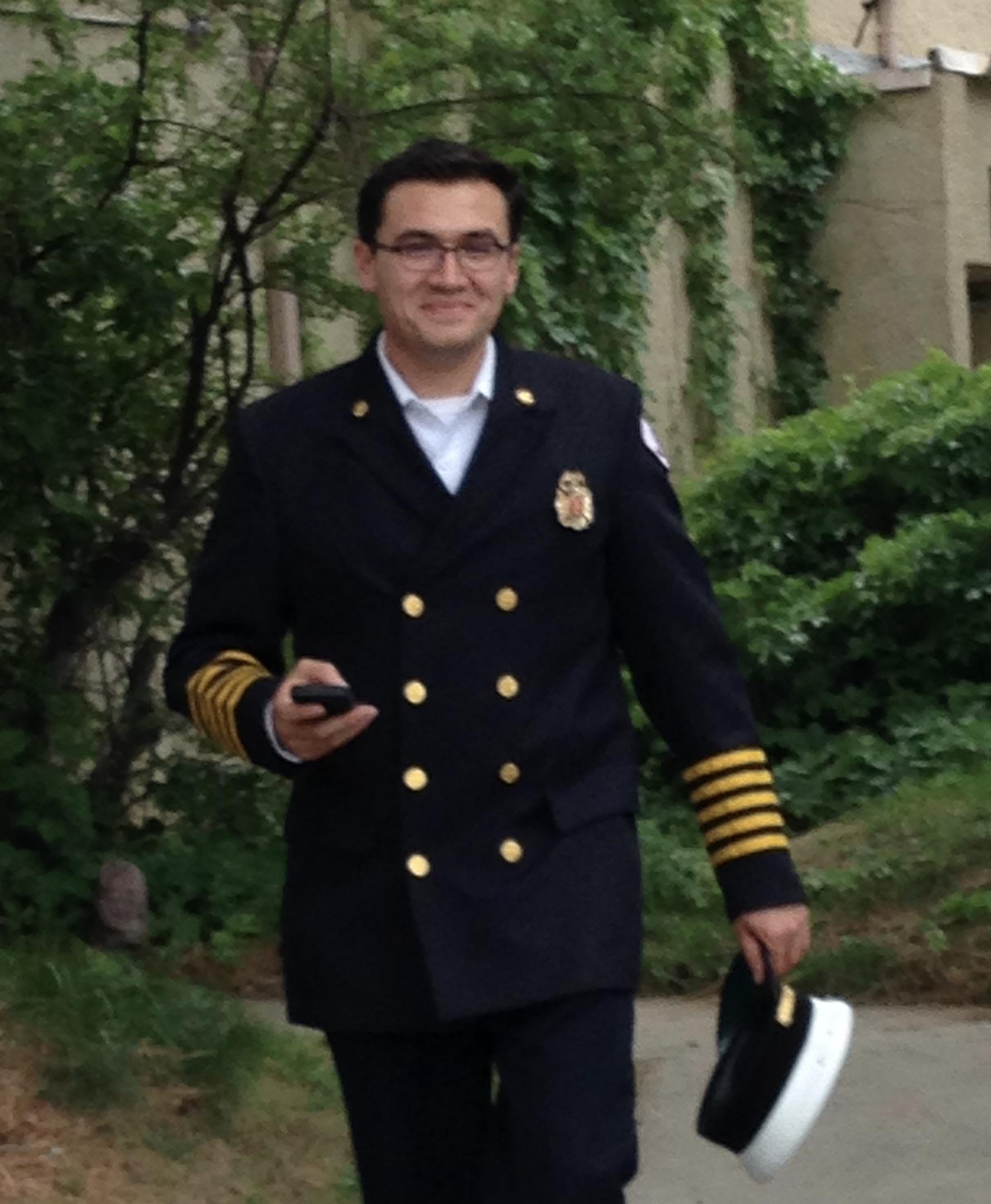 Chief John Gurule