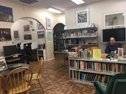 Irene S. Sweetkind Library