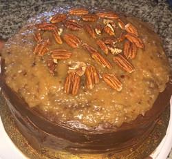 Germn Chocalate Cake 2
