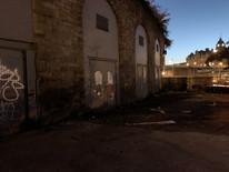 Market Street vaults