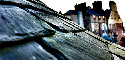 Old Town rooftops