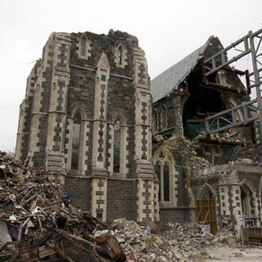 Christchurch and its Cathedral