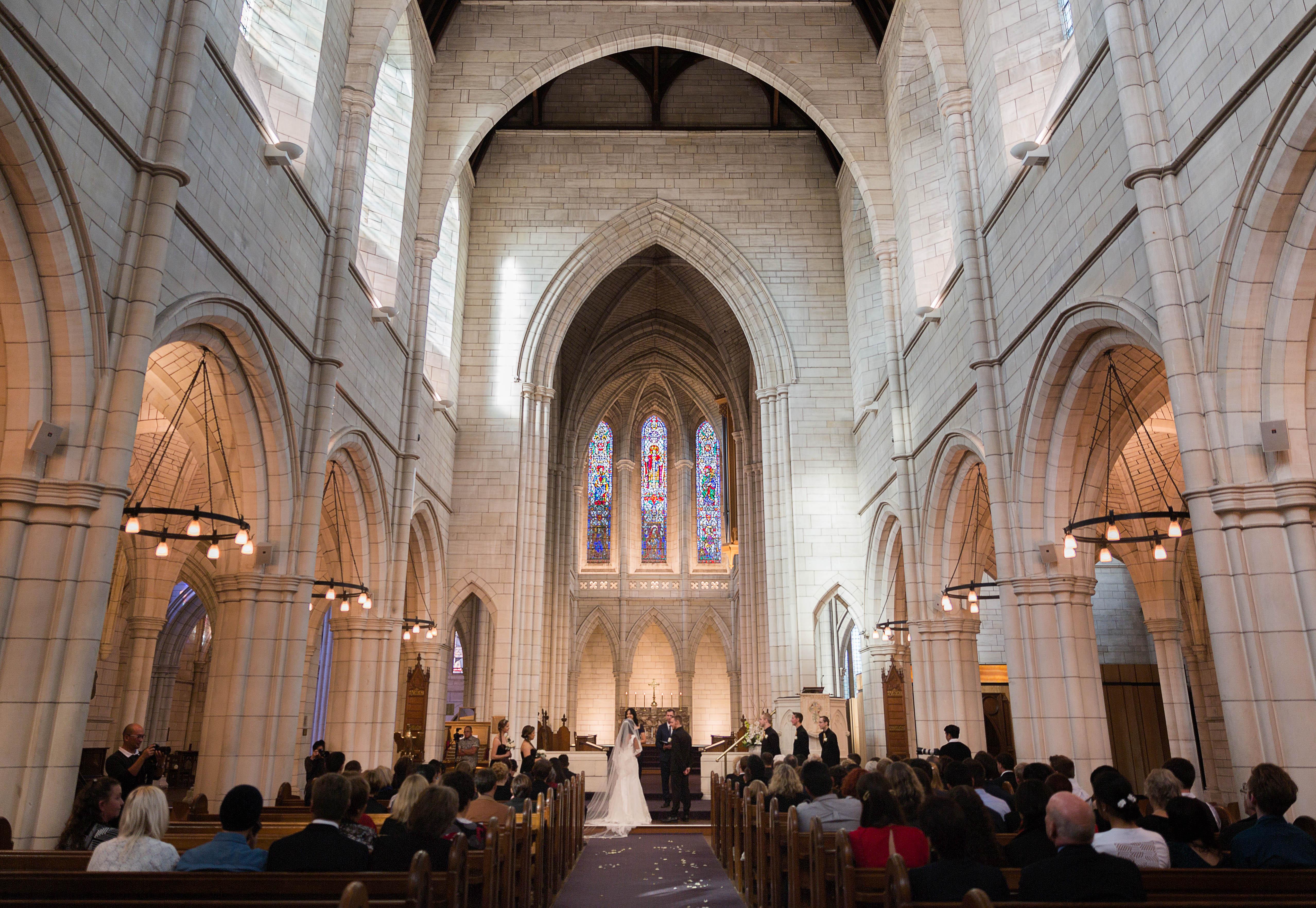 St Matthew's Weddings