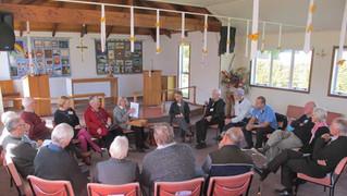 Parish Exchange Visit to Tairua on 2 and 3 May 2015