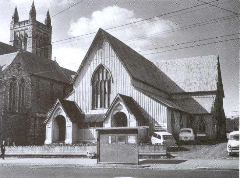 St Matthew's parish hall