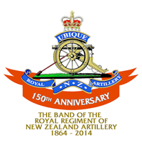Royal NZ Artillery Band at St Matthew's