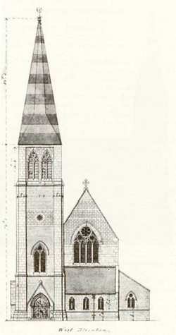 Butterfield design - front