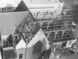Building St Matthew's parish hall