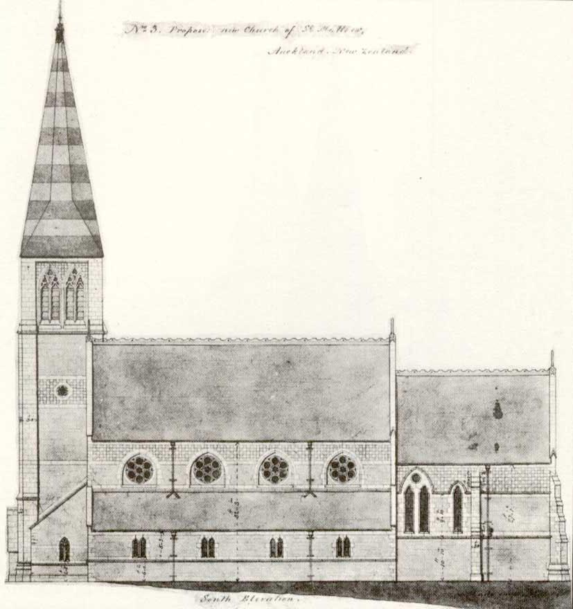 Butterfield design - side