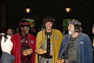Rendez-Vous mit den Drei Königen Montag, 6. Januar 2020, 18h Bhf Enge