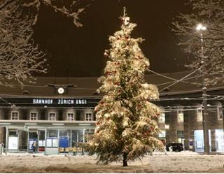 Besuchen Sie das Winterdorf auf dem Tessinerplatz 26.11. – 23.12.2020